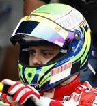 <p>Una recente immagine di Felipe Massa. REUTERS/Paulo Whitaker</p>