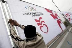 <p>Olimpiadi 2016, Chicago fuori al primo round di votazioni. REUTERS/Jens Norgaard Larsen</p>