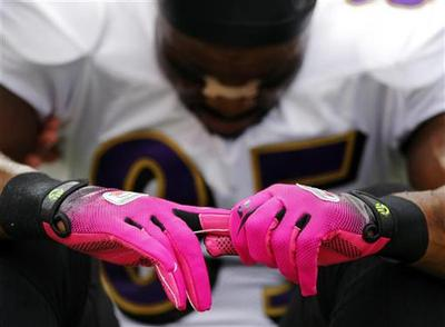 NFL in pink