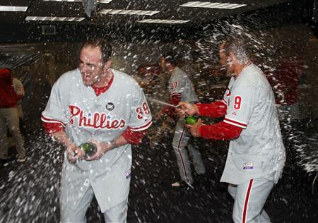 Phillies rally over Rockies to win series | Reuters com