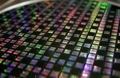 <p>AD Hynix: ripresa economica e Windows 7 sosterranno domanda chip. REUTERS/Richard Chung</p>