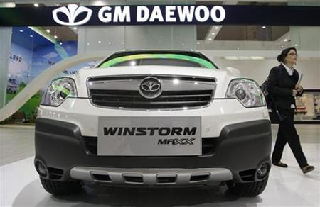 GM says ready to join GM Daewoo rights offer
