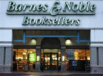 <p>Una libreria della catena Barnes and Noble negli Usa. La foto è del 22 maggio 2008. REUTERS/Mike Blake</p>
