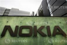 """<p>Il centro """"Ricerca e Sviluppo"""" di Nokia a Helsinki. REUTERS/Bob Strong</p>"""