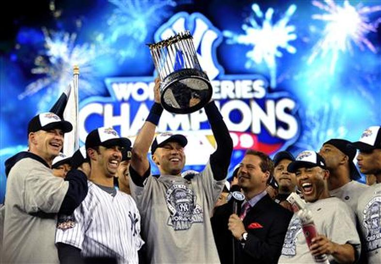 Matsui Powers Yankees To World Series Title Reuters