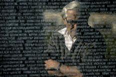 <p>Un monumento che ricorda le vittime del comunismo REUTERS/Stoyan Nenov/Files</p>