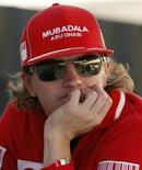 <p>Il pilota di Formula Uno Kimi Raikkonen. REUTERS/Issei Kato</p>