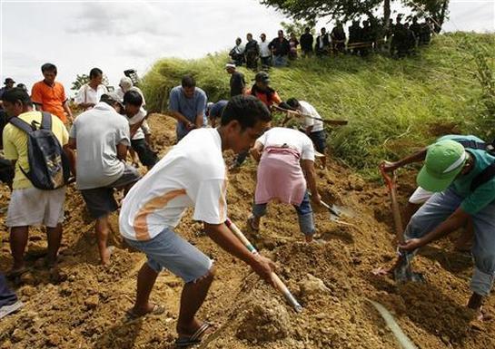 the philippine massacre