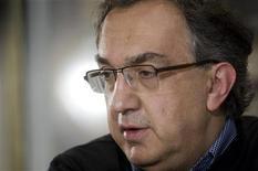 <p>Sergio Marchionne in una foto d'archivio. REUTERS/Christinne Muschi (CANADA BUSINESS TRANSPORT)</p>