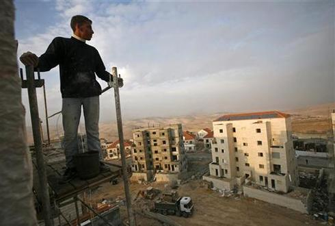 Life in the West Bank settlements
