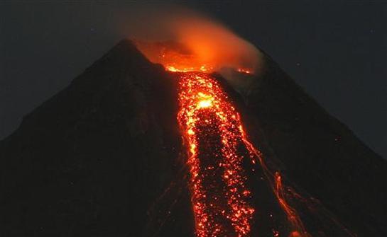 mayon volcano set to erupt. Black Bedroom Furniture Sets. Home Design Ideas