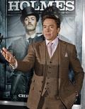 """<p>O ator Robert Downey Jr. comparece à estréia do filme """"Sherlock Holmes"""" em Nova York, no dia 17 de dezembro de 2009. Downey é protagonista do filme baseado no personagem do detetive criado em 1887 por sir Arthur Conan Doyle, dirigido pelo inglês Guy Ritchie. REUTERS/Finbarr O'Reilly</p>"""