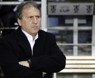 <p>O Olympiakos demitiu o técnico brasileiro Zico após uma série de resultados ruins. confirmou o clube grego nesta terça-feira. (Foto Arquivo Reuters). REUTERS/Darren Staples</p>