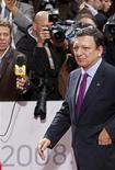 <p>Il portoghese José Manuerl Barroso, presidente della Commissione Europea, in una foto d'archivio. REUTERS/Pascal Rossignol</p>