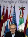 <p>L'inviato speciale Usa per il clima, Todd Stern, durante una conferenza stampa. REUTERS/Henry Romero</p>