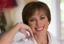 <p>Figure skating legend Dorothy Hamill at her home in Baltimore in a 2005 photo. REUTERS/Handout</p>