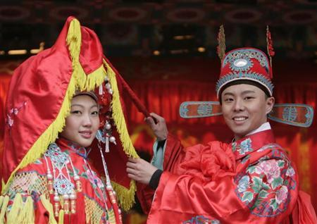 Los Chinos Celebran El Ano Nuevo Con Juegos De Palabras Sociedad