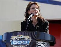 <p>Sarah Palin in foto d'archivio. REUTERS/Joe Skipper</p>