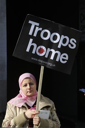 UK anti-war soldier jailed for Afghan refusal