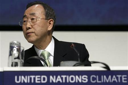 UN launches review of criticized climate panel