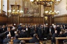 <p>A general view of the Paris REUTERS/Charles Platiau</p>