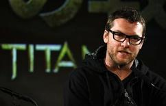 "<p>Cast member Sam Worthington attends a news conference of ""Clash of the Titans"" in Tokyo April 7, 2010. REUTERS/Yuriko Nakao</p>"