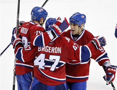 Bruins and Canadiens secure playoff berths
