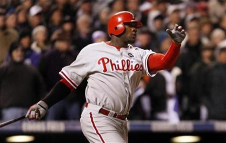 Howard and Phillies agree to $125 million deal - Reuters
