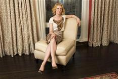 """<p>Actress Cynthia Nixon poses for a portrait during a media day to promote the film """"Sex and the City 2"""" in New York May 17, 2010. REUTERS/Lucas Jackson</p>"""
