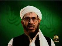 """<p>Лидер группировки """"аль-Каида"""" в Афганистане Мустафа Абу аль-Язид на кадрах видеозаписи. Третий по значимости человек в командовании экстремистской сети """"аль- Каида"""" был убит в мае в результате ракетного удара США по одному из районов Пакистана, сообщили американские военные. REUTERS/REUTERS TV/Files</p>"""