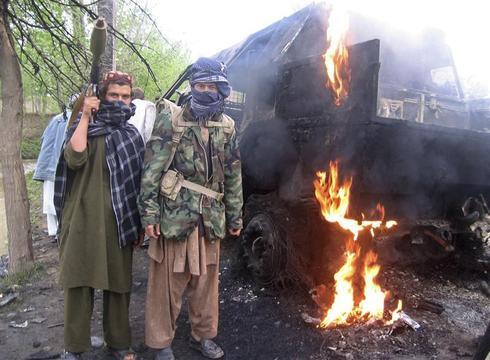 Battling the Taliban