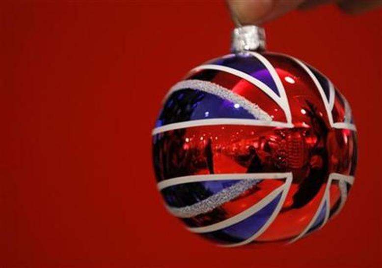 Christmas Comes But Once A Year In August Reuters