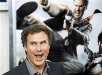 """<p>Will Ferrell na estreia do filme """"Os Outros Caras"""" em Nova York. O filme chegou ao topo das bilheterias nesse final de semana. 02/08/2010 REUTERS/Lucas Jackson</p>"""