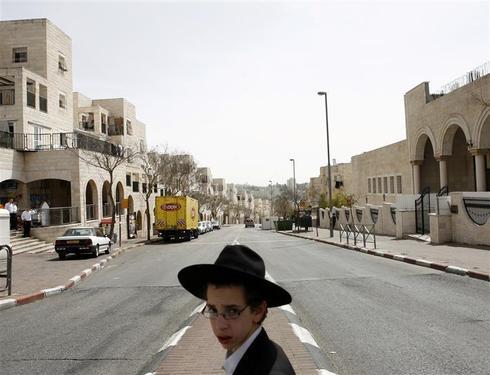 Mideast flashpoint: Settlements