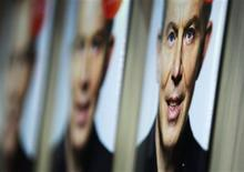 """<p>Copies of the political memoirs of Britain's former Prime Minister Tony Blair, """"A Journey"""", are displayed in a bookshop in London September 1, 2010. REUTERS/Luke MacGregor</p>"""