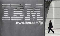 <p>Imagen de archivo de la oficina de IBM en Tokio. Mar 18 2010 IBM anunció que invertiría 1.000 millones de dólares para construir y expandir centros de datos en el mundo como parte de un esfuerzo amplio por impulsar los ingresos en los mercados emergentes. REUTERS/Toru Hanai/ARCHIVO</p>