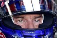 """<p>""""Acho que pode ser uma corrida melhor para nós, com certeza,"""" disse Mark Webber, da Red Bull, sobre o próximo Grande Prêmio em Cingapura. 11/09/2010 REUTERS/ Giampiero Sposito</p>"""