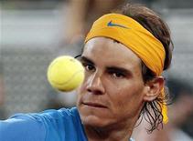 <p>Espanhol Rafael Nadal foi o sétimo tenista vencer as quatro principais competições de tênis ao conquistar o Aberto dos Estados Unidos. REUTERS/Juan Medina</p>