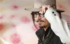 <p>Actor Johnny Depp attends an event in Tokyo in this March 22, 2010 file photo. REUTERS/Toru Hanai</p>