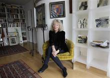<p>Suzanne C. Nagy poses for a portrait at her apartment in New York October 5, 2010. REUTERS/Shannon Stapleton</p>