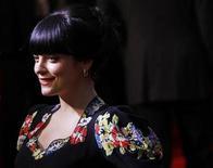 <p>Imagen de archivo de la cantante británica Lily Allen durante una premiere en Londres. sep 6 2010. La cantante pop británica Lily Allen, quien estaba embarazada de unos seis meses, perdió a su bebé, dijo el lunes su portavoz. REUTERS/Andrew Winning/Archivo</p>