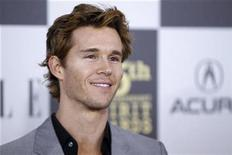 """<p>Actor Ryan Kwanten from the film """"True Blood"""" arrives at the 25th annual Film Independent Spirit Awards in Los Angeles, March 5, 2010. REUTERS/Lucas Jackson</p>"""