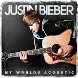 "<p>Capa do novo álbum de Justin Bieber, ""My Worlds Acoustic"". PRNewsFoto/The Island Def Jam Music Group</p>"