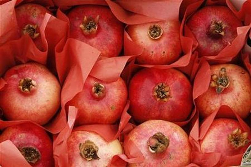 Pomegranate Juice Could Help Kidney Patients Reuters