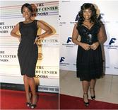 <p>A combination file photo shows Jennifer Hudson at the Kennedy Center Honors in Washington, December 5, 2010 and at the 40th annual Friends of the Los Angeles Free Clinic in Beverly Hills, November 20, 2006. REUTERS/Jonathan Ernst/Gus Ruelas/Files</p>