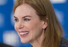 "<p>Actress Nicole Kidman attends a news conference to promote the film ""Rabbit Hole"" during the 35th Toronto International Film Festival, September 14, 2010. REUTERS/Fred Thornhill</p>"