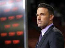 "<p>Actor Ben Affleck arrives for the premiere of the movie ""The Town,"" which he co-wrote, directed and acted in, at Fenway Park in Boston, Massachusetts September 14, 2010. REUTERS/Brian Snyder</p>"