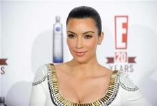 <p>Kim Kardashian arrives at the E! 20th Birthday Celebrating Two Decades of Pop Culture, in West Hollywood, May 24, 2010. REUTERS/Gus Ruelas</p>