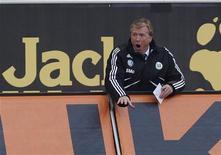 <p>Steve McClaren foi demitido pelo Wolfsburg após nove meses na equipe. 29/01/2011. REUTERS/Ina Fassbender</p>