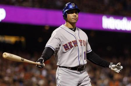 Beltran Moves To Right Field As Pagan Takes Over Center